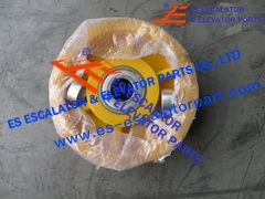 ESThyssenkrupp Rope Pulley Assy 200029172