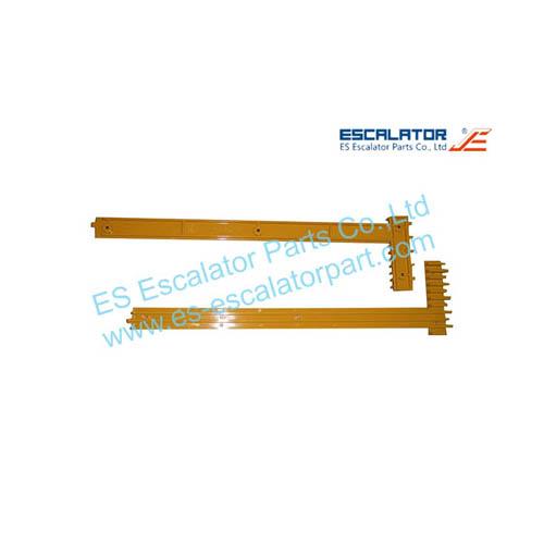 Mitsubishi Escalator YS013B521 Step Demarcation