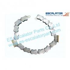 ES-C018A CNIM handrail chain 3804402