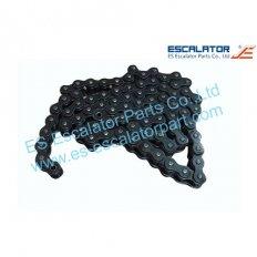 ES-HT051 Hitachi Handrail Chain 12A-1