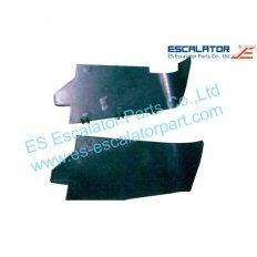 ES-OTZ06 OTIS Deflector Guard GAB384JY4