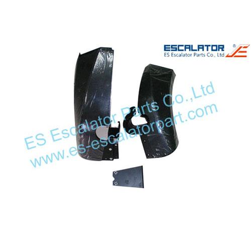 ES-OTZ29 OTIS Handrail Inner Box-Right