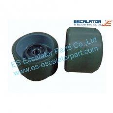ES-HT042 Hitachi Pulley 6202