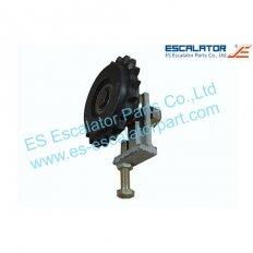 ES-HT046 Hitachi Handrail Sprocket