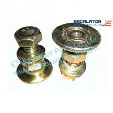 ES-HT074 Hitachi Handrail Sprocket