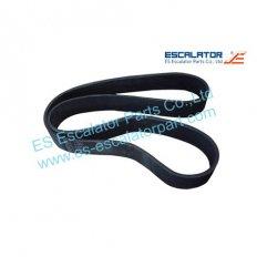 ES-SC062 Schindler Handrail V Belt