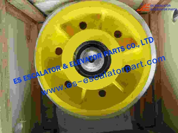 ESThyssenkrupp Rope Pulley Assy 200163378