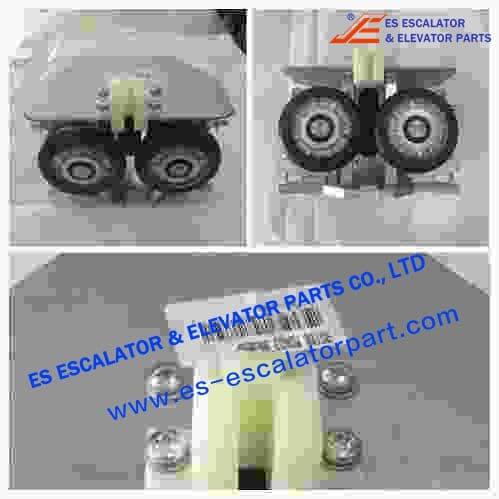 ESThyssenkrupp Roller Guide Shoe 200368480