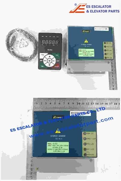 ESThyssenkrupp Eshine Door drive inverter 200378002