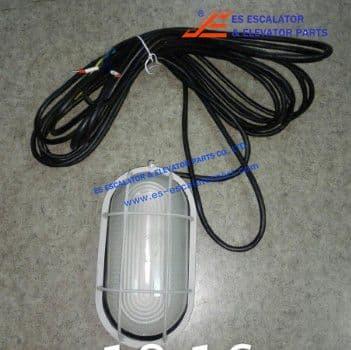 ESThyssenkrupp Shaft Lighting Lamp 330000740