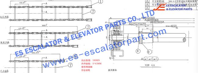 Step Chain DSD2000420