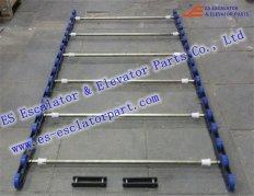 LG/Sigma escalator Step chain