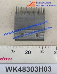 KONE Replaced by WK48303H03  STEP COMB