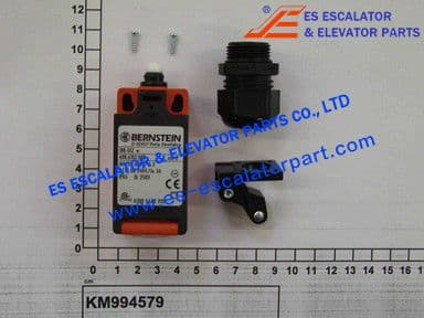 Replaced byKM994579 LIMIT SWITCH