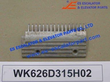WK626D315H02 LEFT COMB