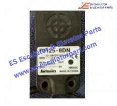 <b>HYUNDAI Elevator Proximity switch PF125-8DN</b>