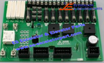 <b>Mitsubishi P203722B000G01 PCB of power supply</b>