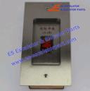 THYSSENKRUPP fireman service switch box