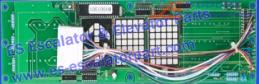 Hitachi 13501441 indicator vertical W/O rescue