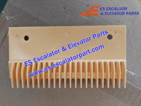 S655B609 Comb plate