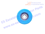 ROLLER AND WHEEL NEW XAA290E6