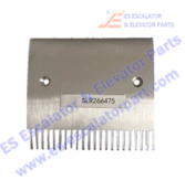 Schindler Escalator Parts Comb Plate 266475