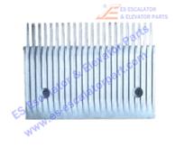 Schindler Escalator Parts Comb Plate 390542
