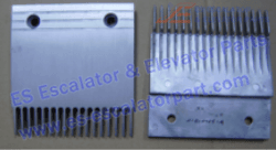 Hitachi Escalator Parts Comb Plate 21502023