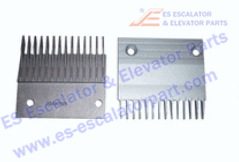 Escalator 22501792 Comb Plate