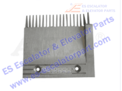 Hitachi Escalator Parts Comb Plate 21502025A