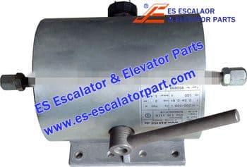 Escalator Part 65501500 Escalator Brake Magnet