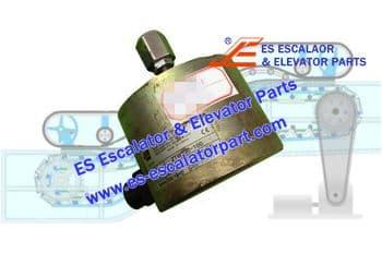 Escalator Part DEE2429021 Escalator Brake Magnet