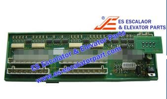 Escalator Part RSFF-GBA26803B1 Switch and Board