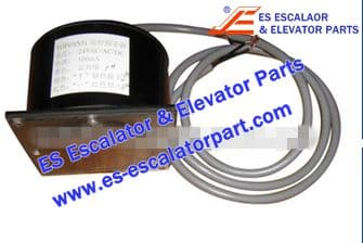 Escalator Part TGF03(S3) Switch and Board