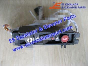 Escalator Part XAA26220D3 Switch and Board