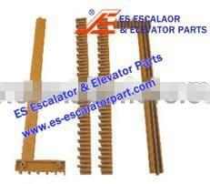 Mitsubishi Escalator YS013B521 Step Demarcation NEW