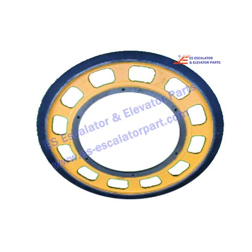 Schindler Escalator SCH388728 Friction Wheel 587*30mm