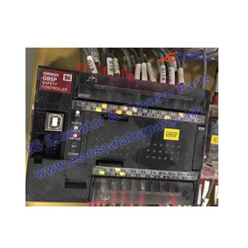 <b>ESKOYO ELEVATOR Omron G9SP Safety Control</b>