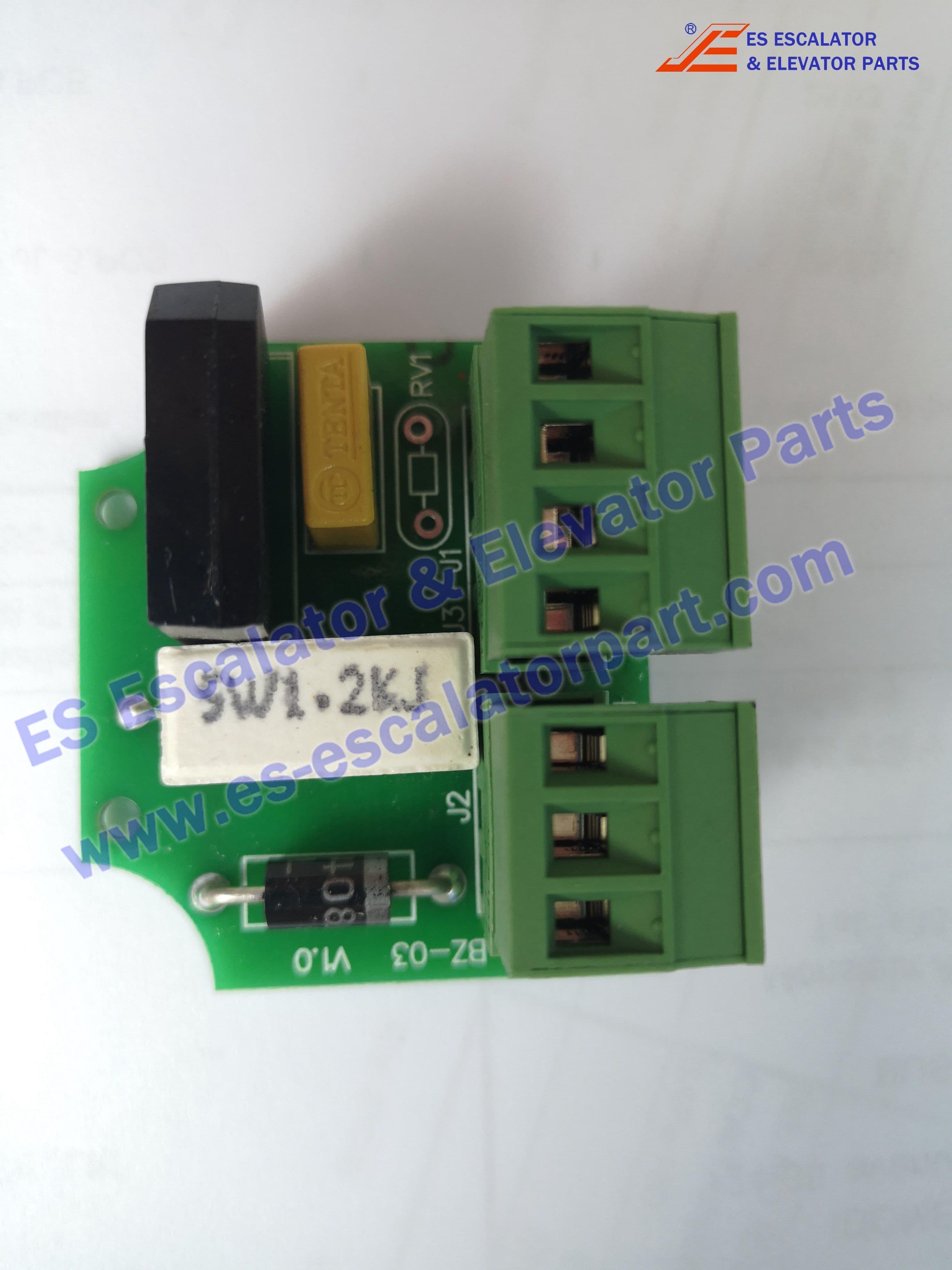 FUJITEC PCB JL-3