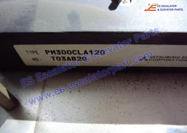 Mitsubishi TK-50 PM300CLA120 (Capacity Valve IGBT) ( IGBT ) Insulated Gate Bipolar Transistor High sp