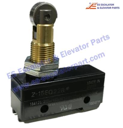 LG/SIGMA Escalator Part Z-15EQ22R/F Switch