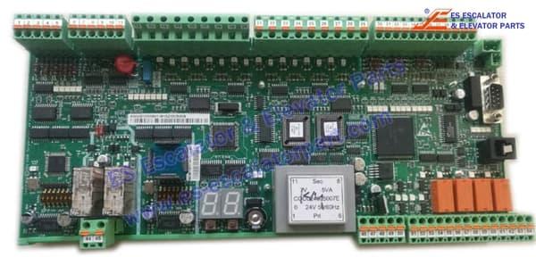 KONE Escalator PCB