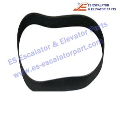 Schindler Escaaltor SMH273916 Poly V Belt