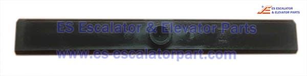 OTIS Escalator Guide 150mmx25mmx40mm