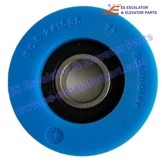 Schindler Escalator SCS241534 Step Roller