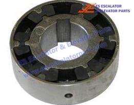 Schindler Escalator 298871 Coupler