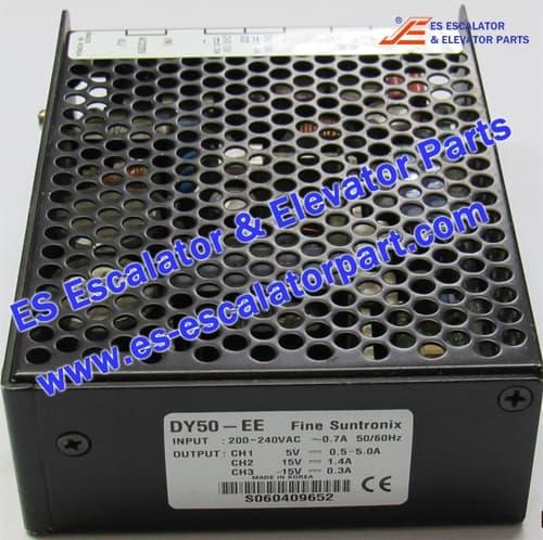 thyssenkrupp elevator Power supply DY50-EE