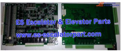 SJEC MCTC-MCB-A Main PCB