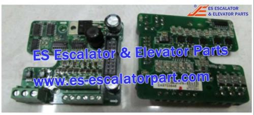 SJEC MCTC-MJB-B Main PCB