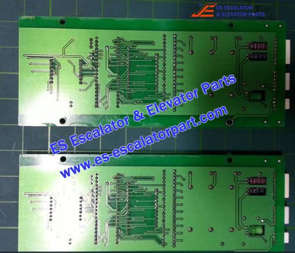 Hyundai Elevator hip-sm PCB